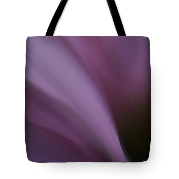 Lavander Slide Tote Bag