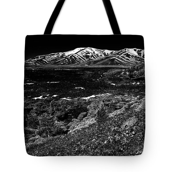 Lavascape Tote Bag by Benjamin Yeager