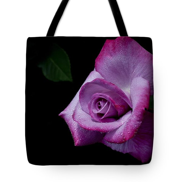 Tote Bag featuring the photograph Lavendar Lady by Doug Norkum