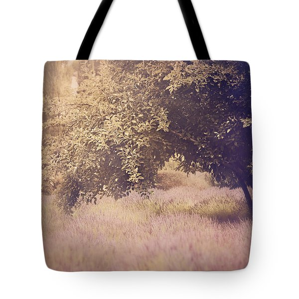 Lavender Dreams Tote Bag by Amy Weiss