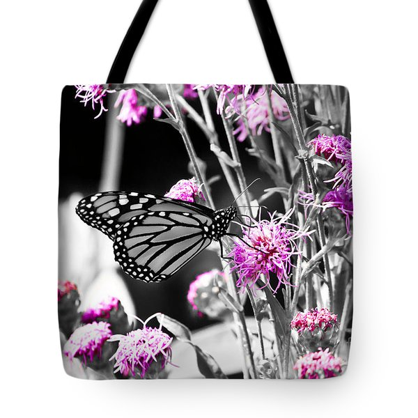 Lavender Flowers Tote Bag