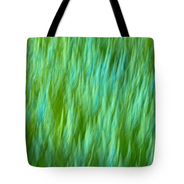 Tote Bag featuring the photograph Lavender In Abstract by Jonathan Nguyen