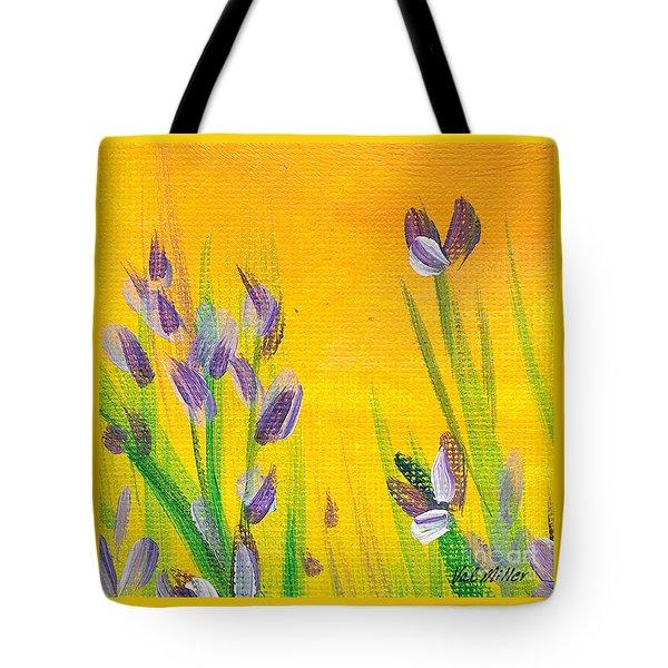 Lavender - Hanging Position 1 Tote Bag