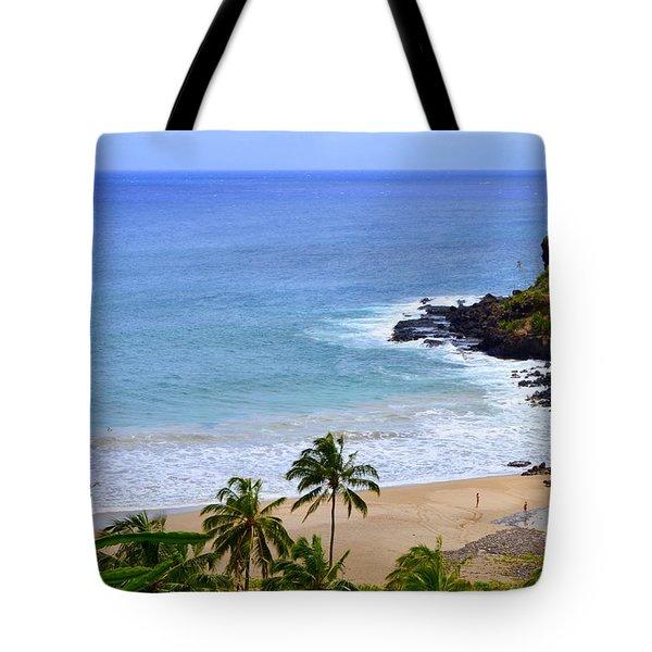 Lawai Bay - Kauai Hawaii Tote Bag