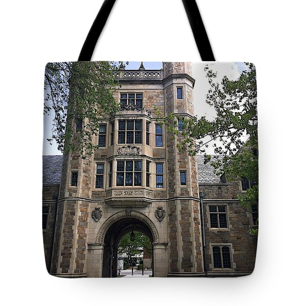 Lawyer's Prison Tote Bag