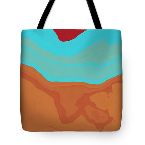 Layers And Form 2 Tote Bag by David G Paul