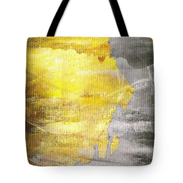 Layers Tote Bag by Brett Pfister