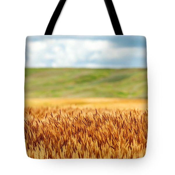 Layers Of Grain Tote Bag