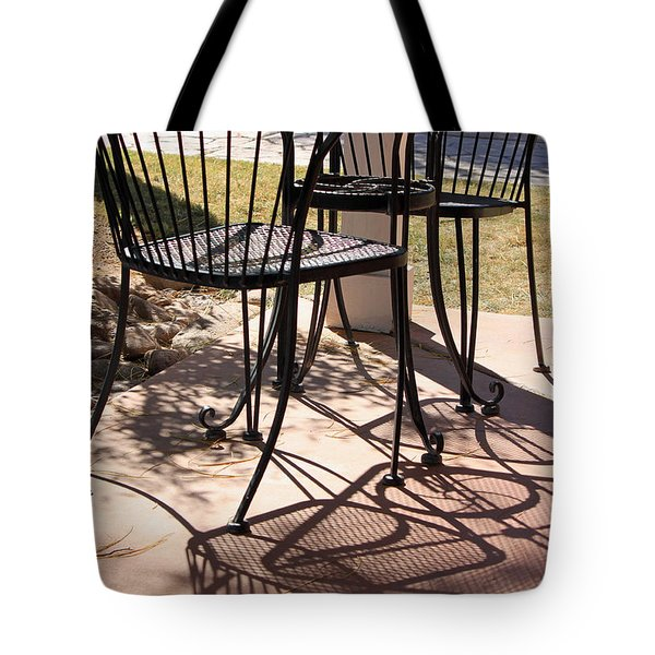 Lazy Afternoon Tote Bag by Suzanne Gaff