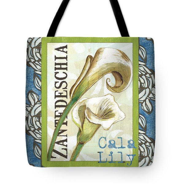 Lazy Daisy Lily 1 Tote Bag