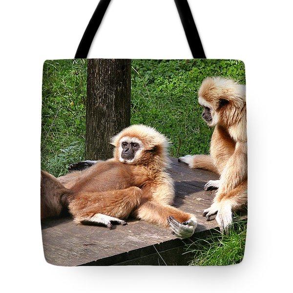 Lazy Life Tote Bag