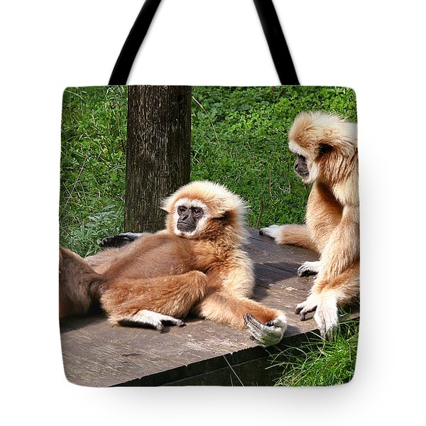 Lazy Life Tote Bag