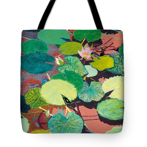 Lazy Summer Afternoon Tote Bag by Allan P Friedlander