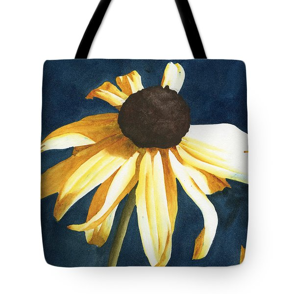Lazy Susan Tote Bag by Ken Powers