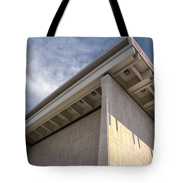 Lbj Library And Museum Tote Bag
