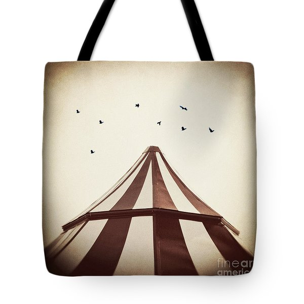 Le Carnivale Tote Bag by Trish Mistric