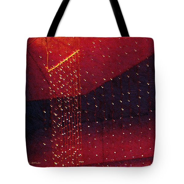 Le Cirque Du Diable Tote Bag by RC deWinter