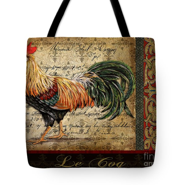 Le Coq-c Tote Bag