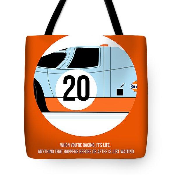 Le Mans Poster 2 Tote Bag