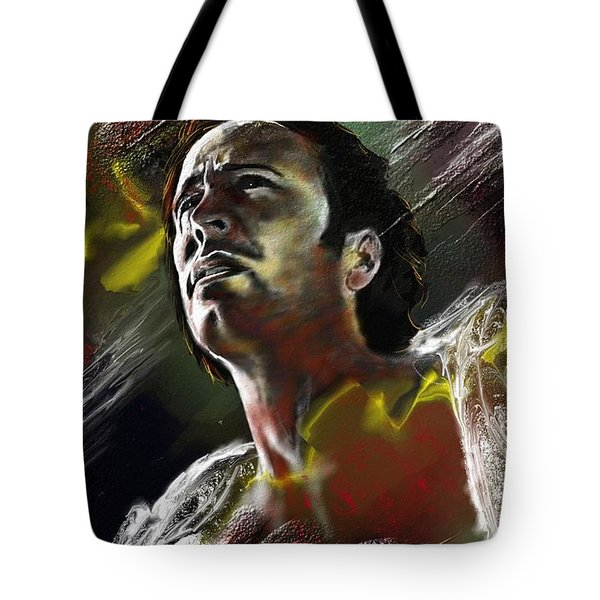 Le Messager Tote Bag by Francoise Dugourd-Caput