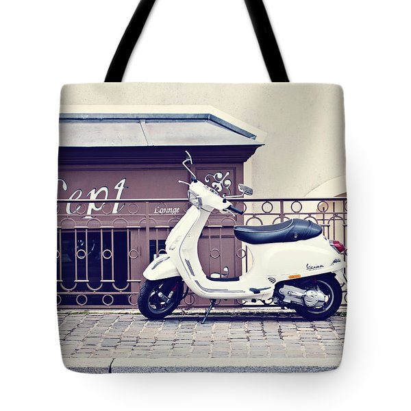 Le Sept Tote Bag