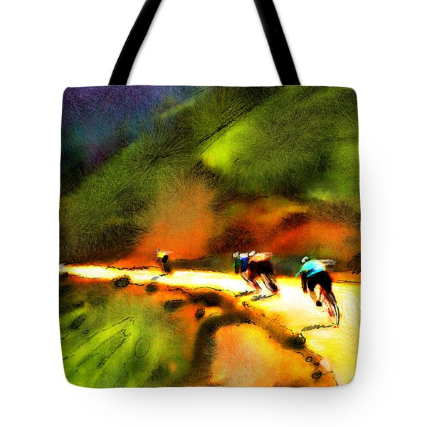 Le Tour De France 02 Tote Bag