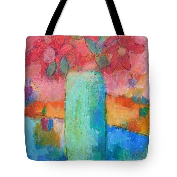 Le Vase Jardin Tote Bag by Venus