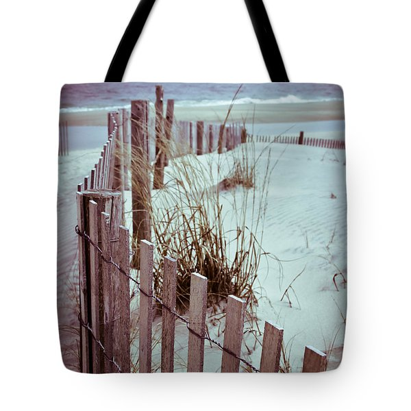Lead The Way Tote Bag by Theresa Johnson