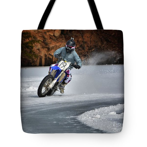 Leader O' Da Pack Tote Bag