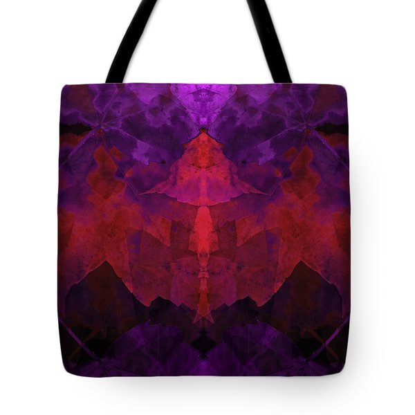 Leaf Changes Tote Bag by Lynda Lehmann