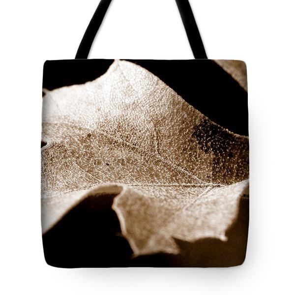 Leaf Collage 1 Tote Bag