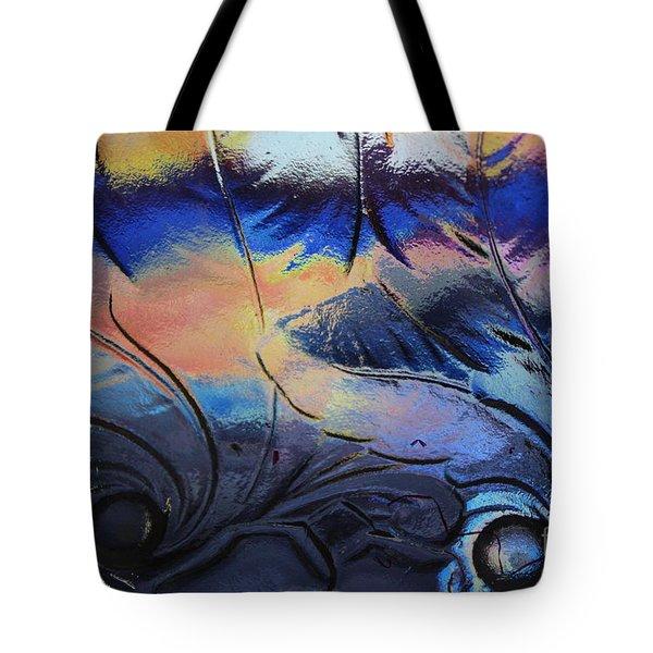 Leaf Design 3 Tote Bag
