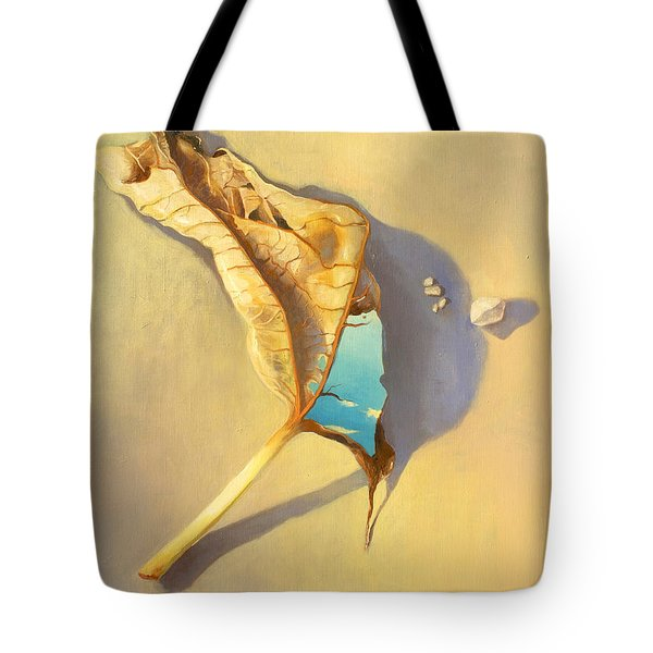 Leaf Of Life Tote Bag
