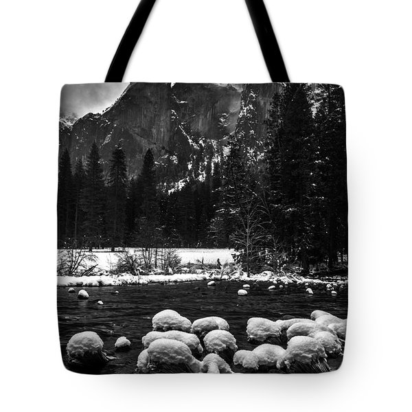 Leaning Tower Tote Bag by Cat Connor