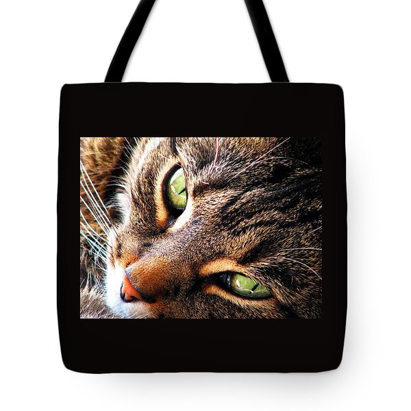 Learn To Linger Tote Bag