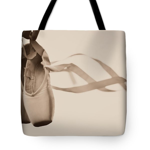 Learning To Fly Tote Bag by Laura Fasulo