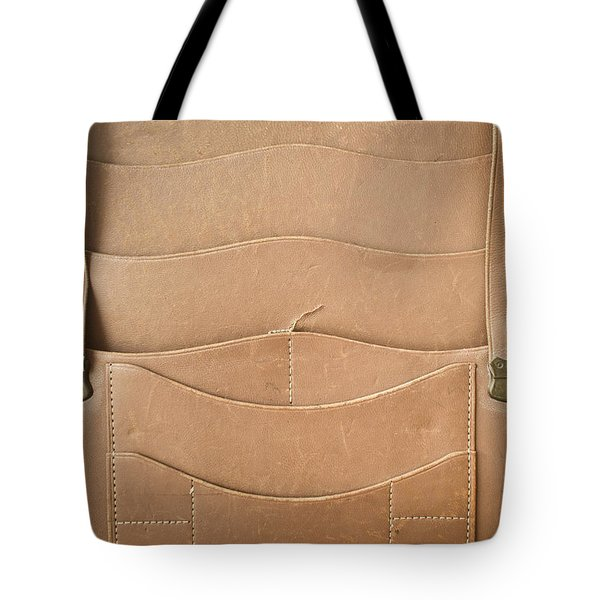 Leather Satchel Tote Bag