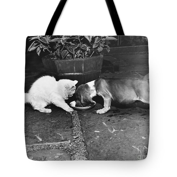 Leave Some Tote Bag by M E Browning