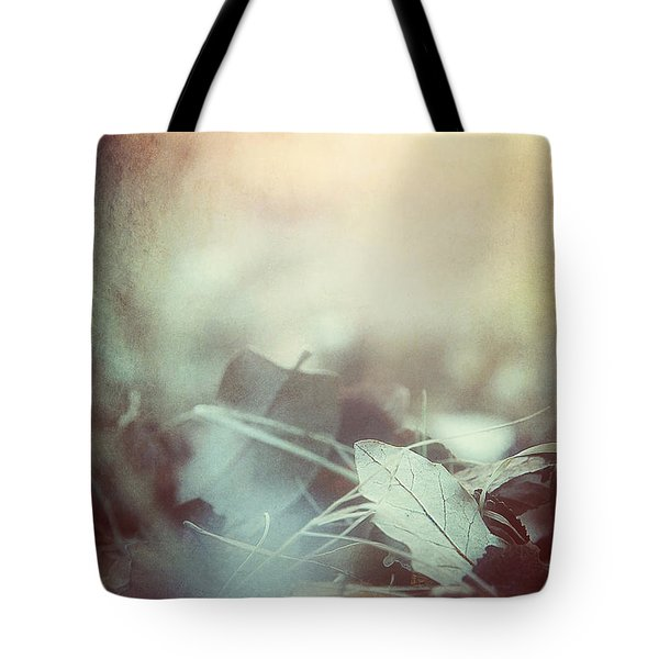 Leaves Of Time  Tote Bag by Trish Mistric