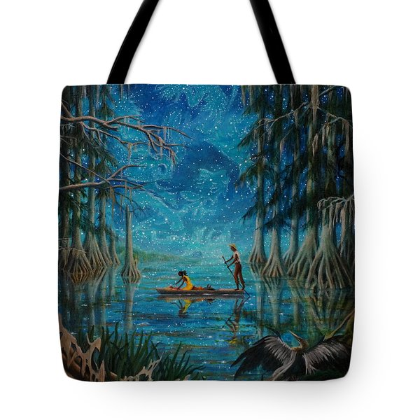 Leaving Algol ... Tote Bag