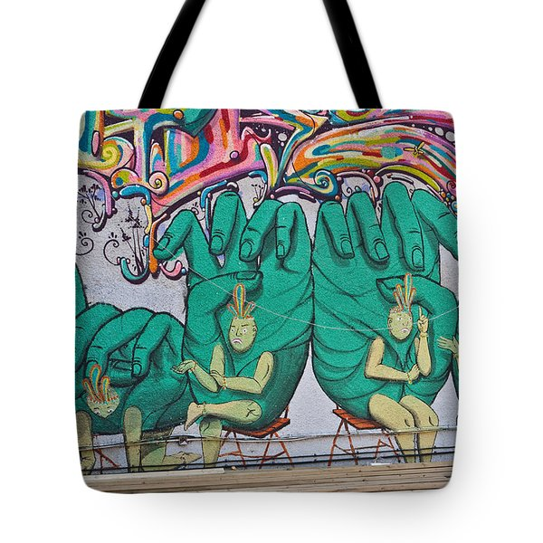 Leaving Your Mark Tote Bag