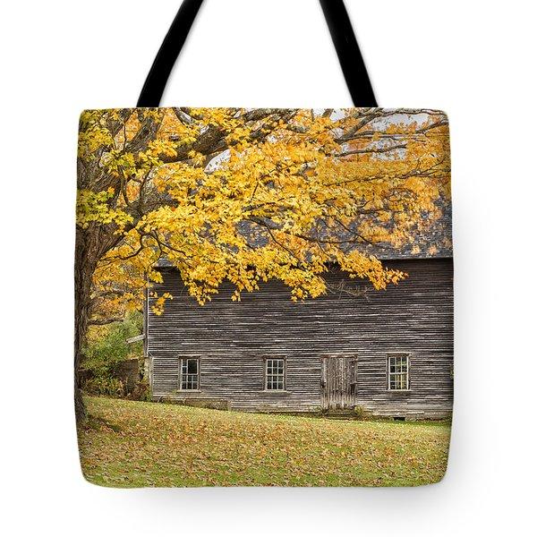 Leavitt's Barn Tote Bag