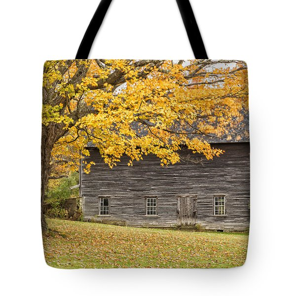 Leavitt's Barn Tote Bag