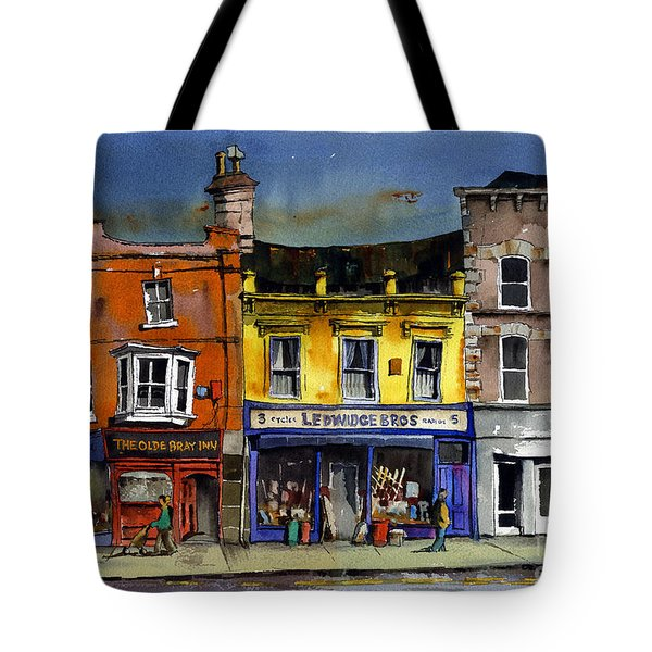 Ledwidges One Stop Shop Bray Tote Bag