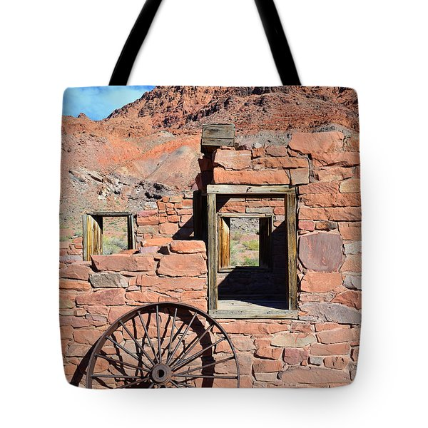 Lee's Ferry Az Tote Bag