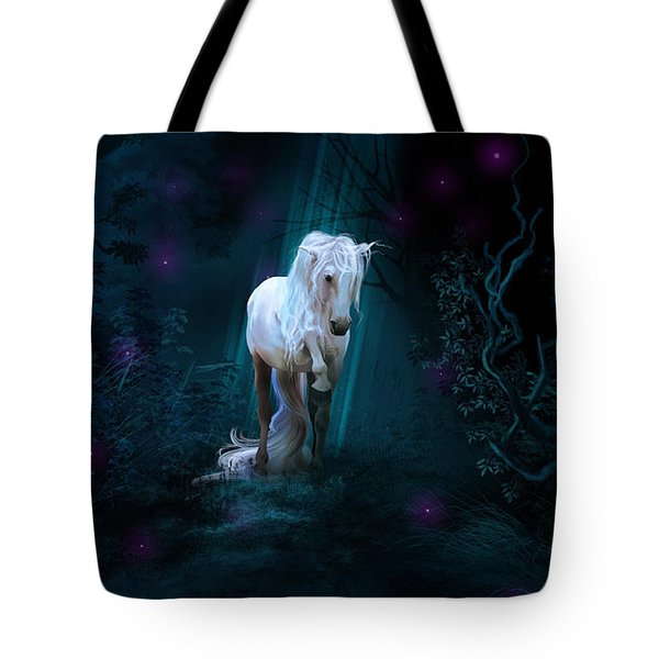 Left Alone Tote Bag