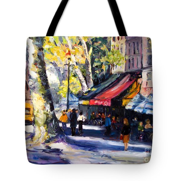 Left Bank Tote Bag