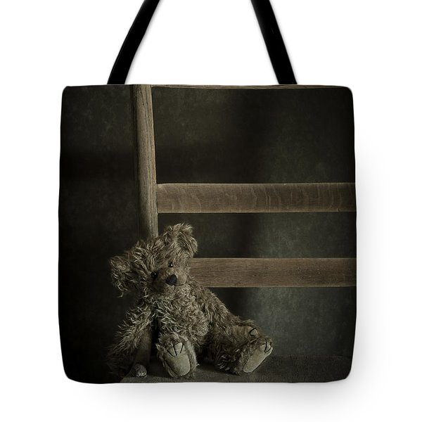 Left Behind Tote Bag by Amy Weiss