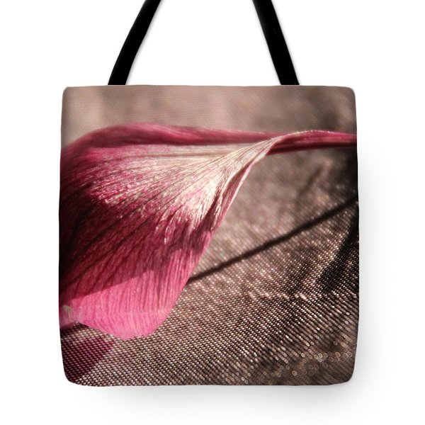 Left Behind..... Tote Bag
