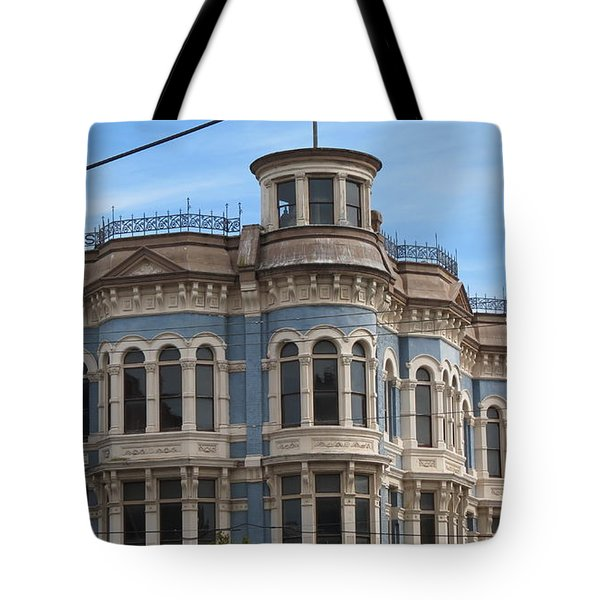 Left In Time Tote Bag